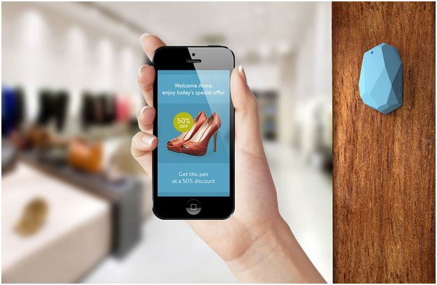 iBeacon in retail