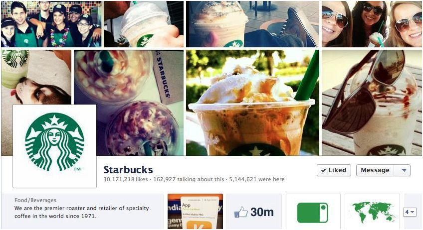 Starbucks Seasonality
