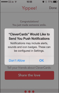 XtremePush iOS Push Notifications
