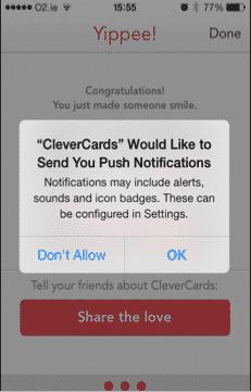 XtremePush iOS Push Notifications