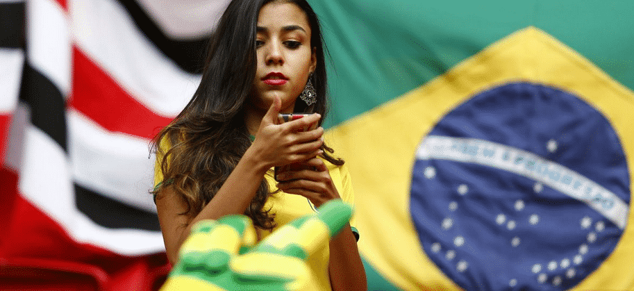 Tinder app brazil