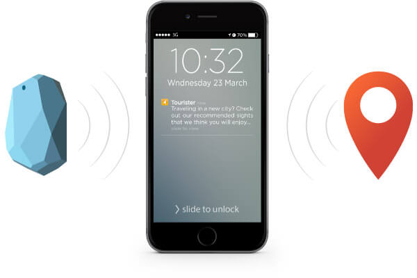 iBeacon and GeoFences