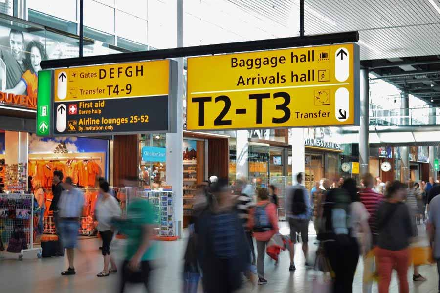 airport proximity marketing