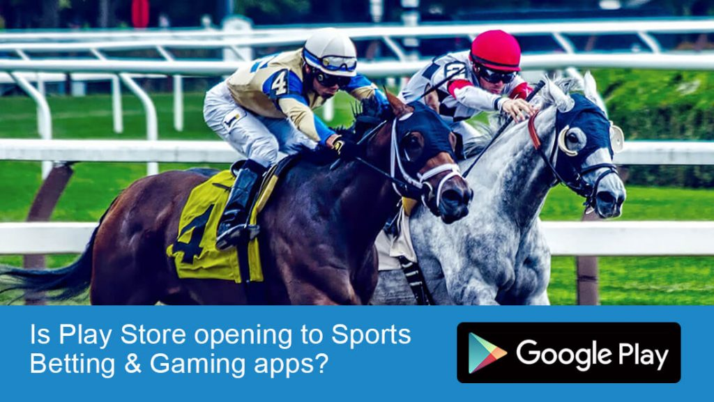 Google Play Store accept sports and betting apps