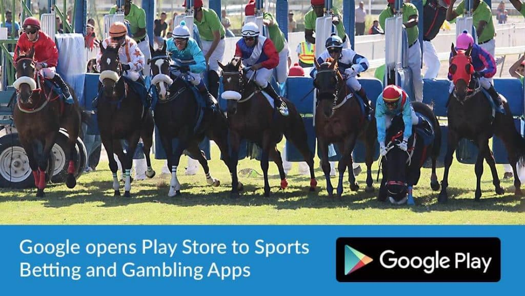 Google opens Play Store to Sports Betting and Gambling Apps