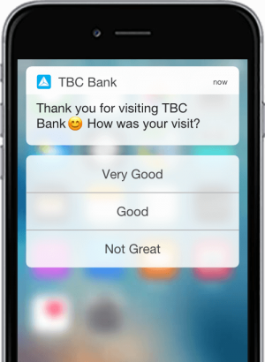 TBC Bank | Xtremepush | Multi-Channel Experience & Engagment