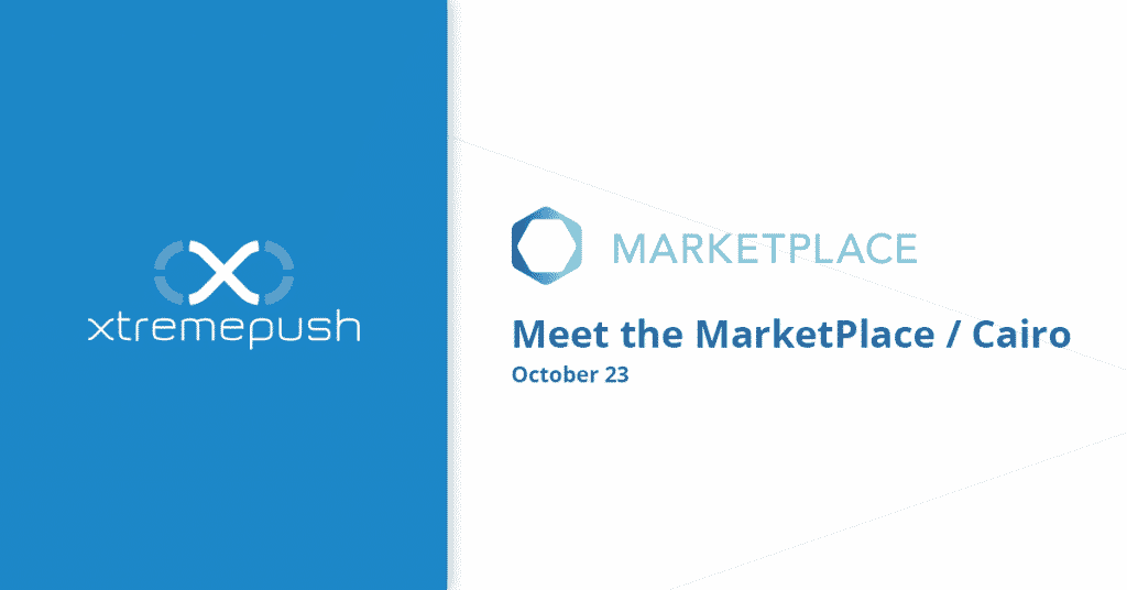 Xtremepush Temenos MarketPlace