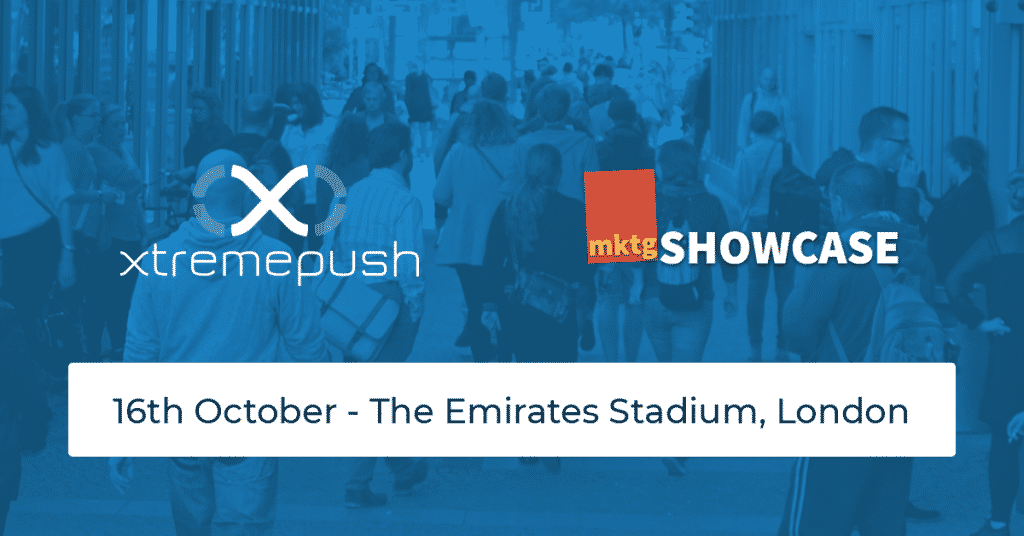 Xtremepush Marketing Showcase