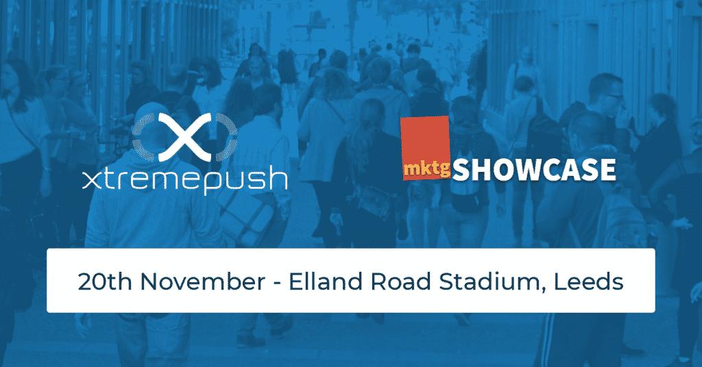 Xtremepush Marketing Showcase Leeds