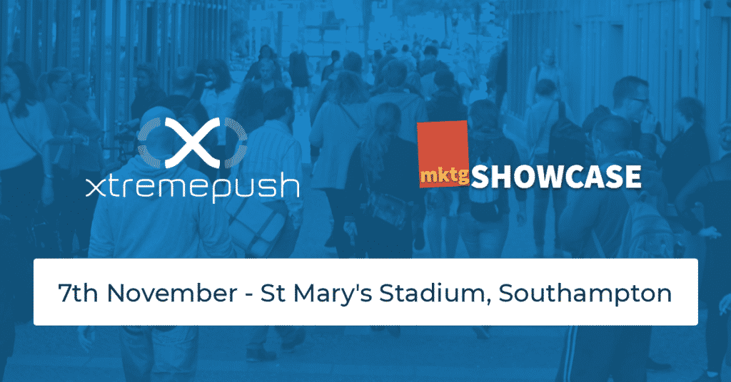 Marketing Showcase Southampton