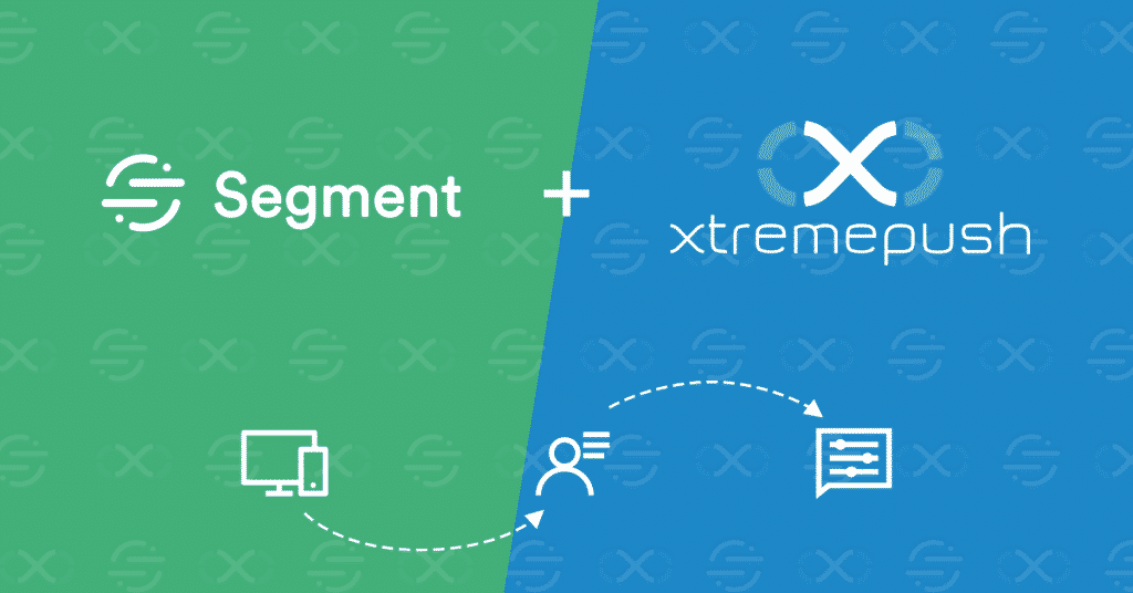 Xtremepush integration with Segment