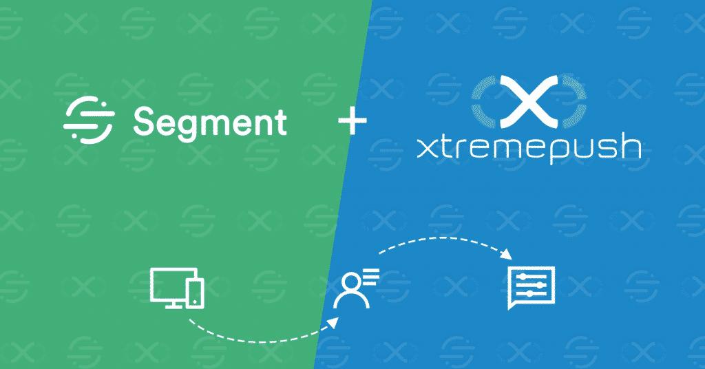 Xtremepush integration with Segment