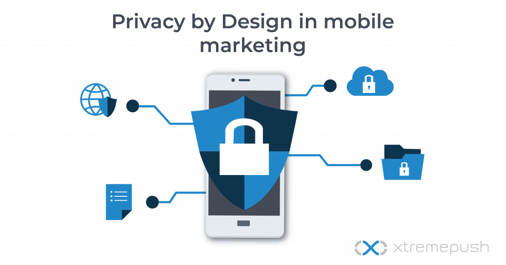 Privacy by design in mobile marketing