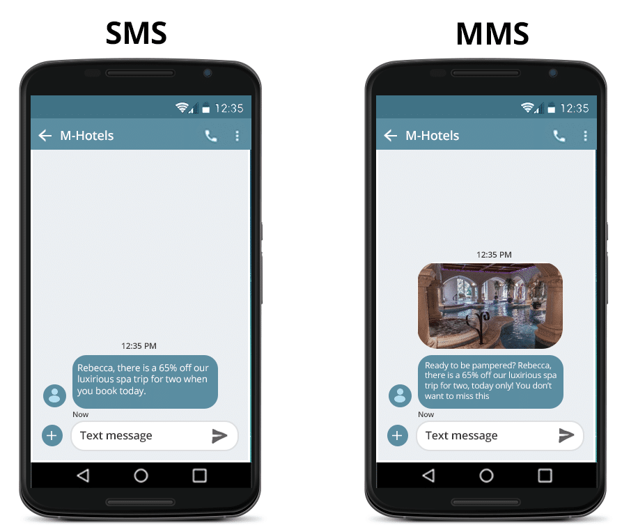 SMS Marketing: SMS vs MMS