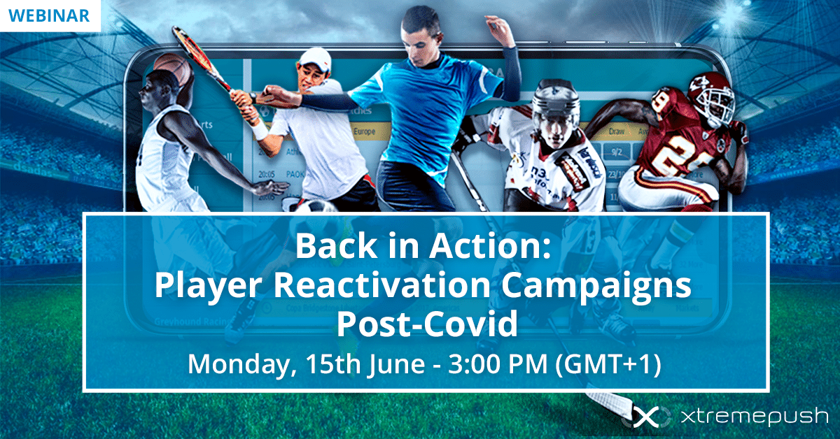 Webinar: player Reactivation campaigns