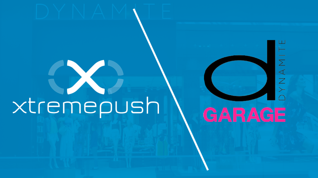 Retail giant Groupe Dynamite chooses Xtremepush to accelerate revenue growth
