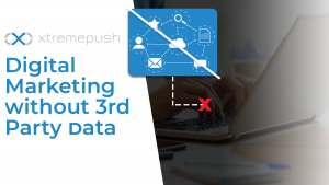 Digital marketing without 3rd party data