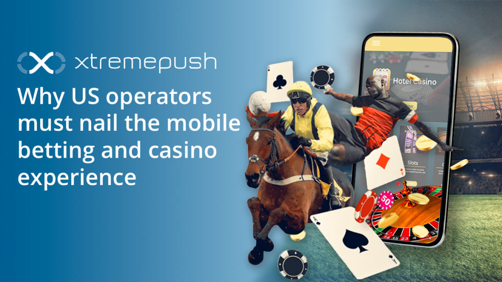 US mobile sports betting and casinos