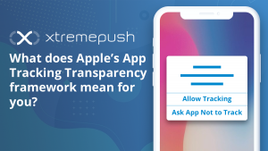 What does Apple's App Tracking Transparency framework mean for you?